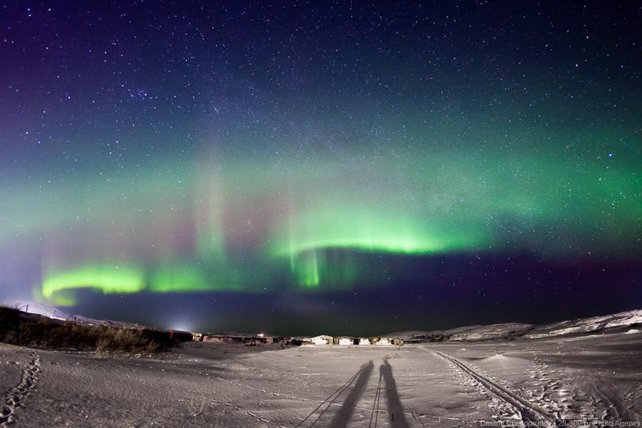 комплекте полярные сияния картинки фото душевая
