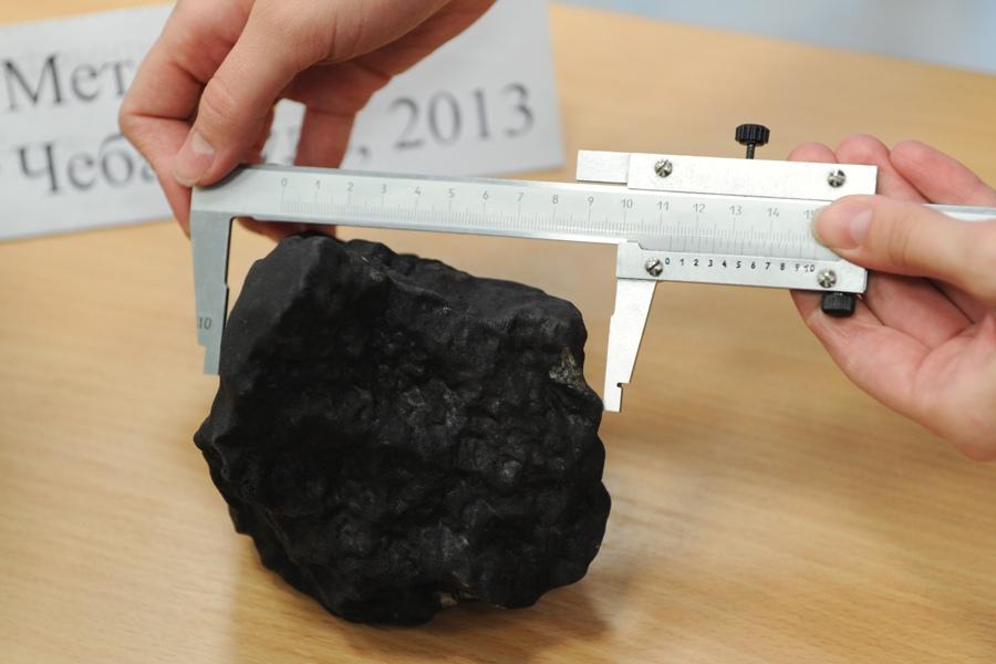 Госдума может запретить вывоз из РФ осколков челябинского метеорита - фото 1