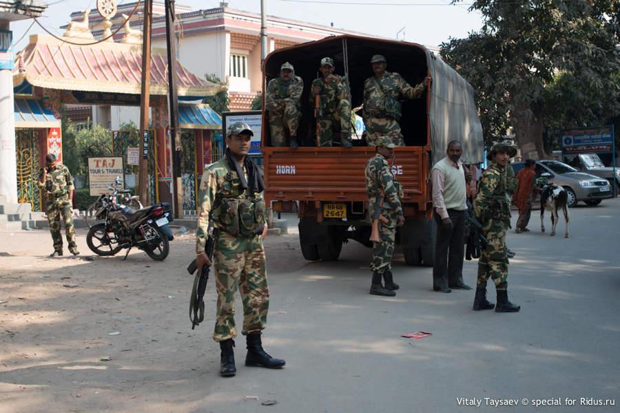 Bihar soldiers