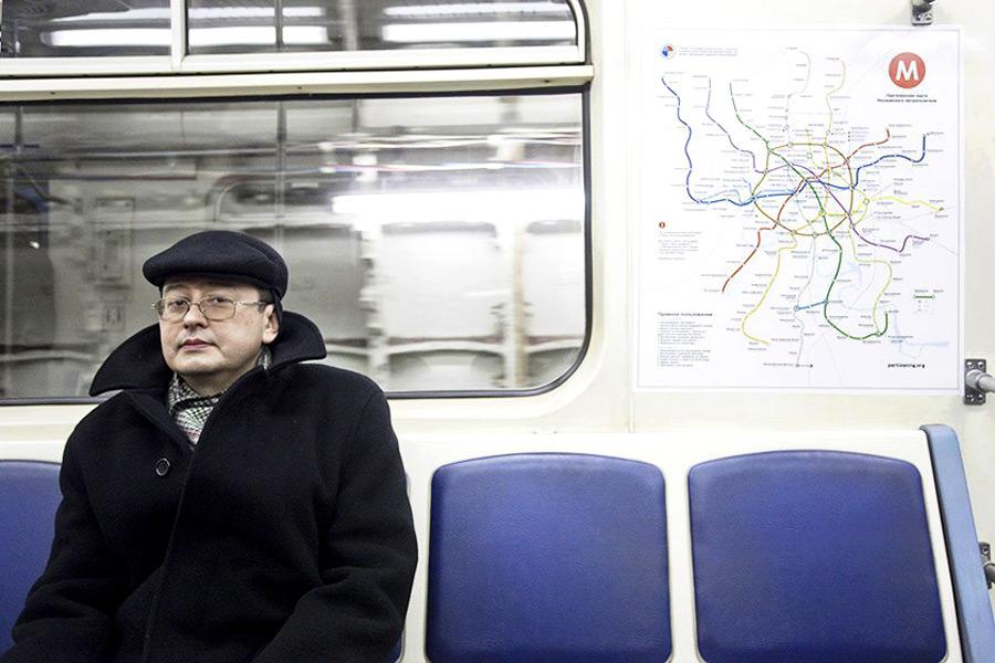 Карта метро от городского