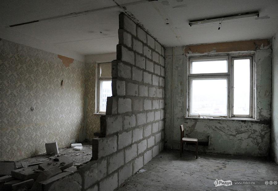 Казарма вНогинске-2. © Антон Тушин/Ridus.ru