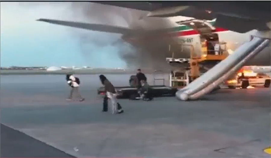 Картинки по запросу Пожар в багажном отделении самолета