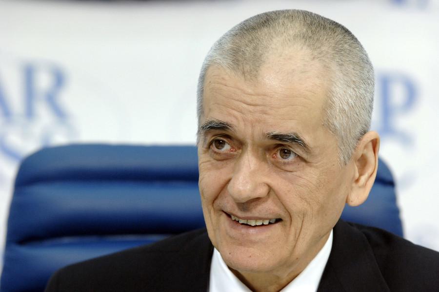 Геннадий Онищенко призвал «вернуть Исаакию духовность»