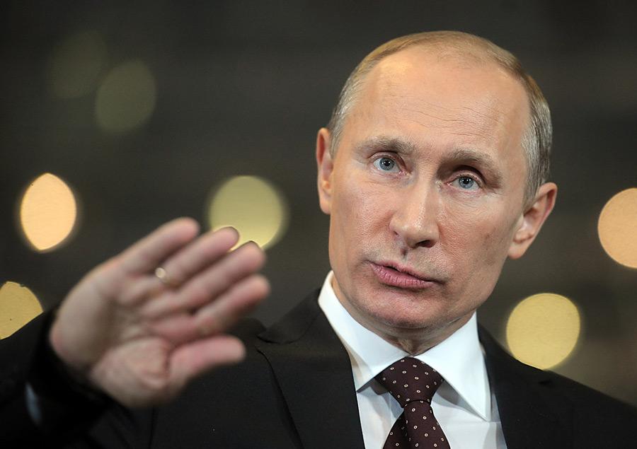 Владимир Путин. © Алексей Дружинин/РИА Новости
