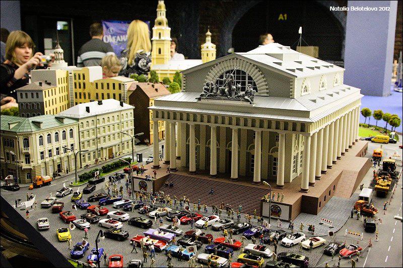 Биржа вСанкт-Петербурге. © ta_samaya