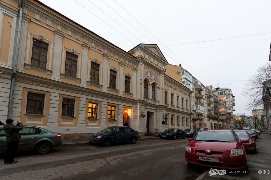 Центральная баптистская церковь © Екатерина Бычкова/Ridus.ru