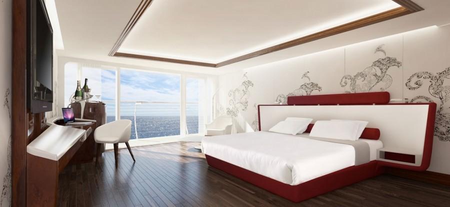 Роскошные комнаты фото