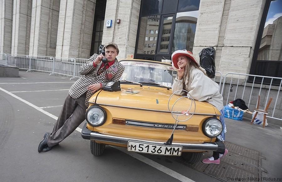 Московский Местный Карнавал/ Швецов Никита