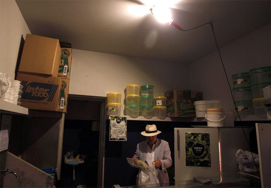 Работа организации Re-Food вПортугалии. © Rafael Marchante/Reuters