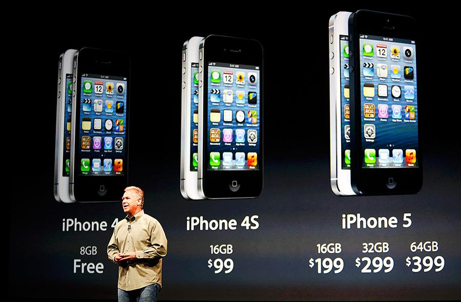 прошивки для iphone