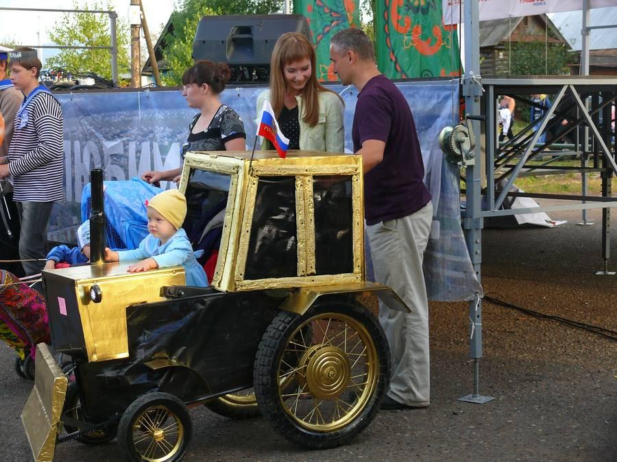 Как сделать конкурс колясок