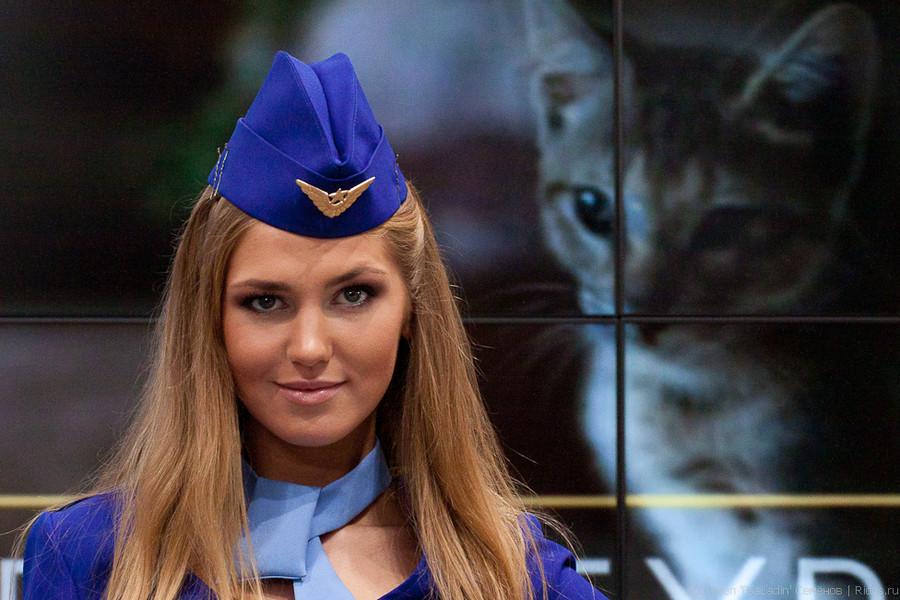 Стюардесса икиска. Фото: © Павел «PaaLadin» Семёнов |Ridus.ru