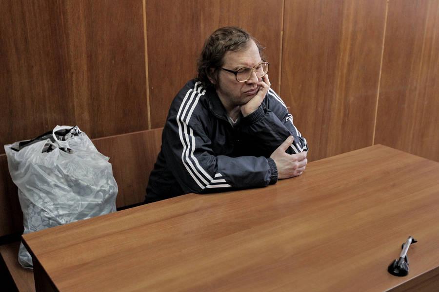 Сергей Мавроди, госпитализированный из спецприемника, покинул вечером в среду, 21 марта, Боткинскую больницу в.