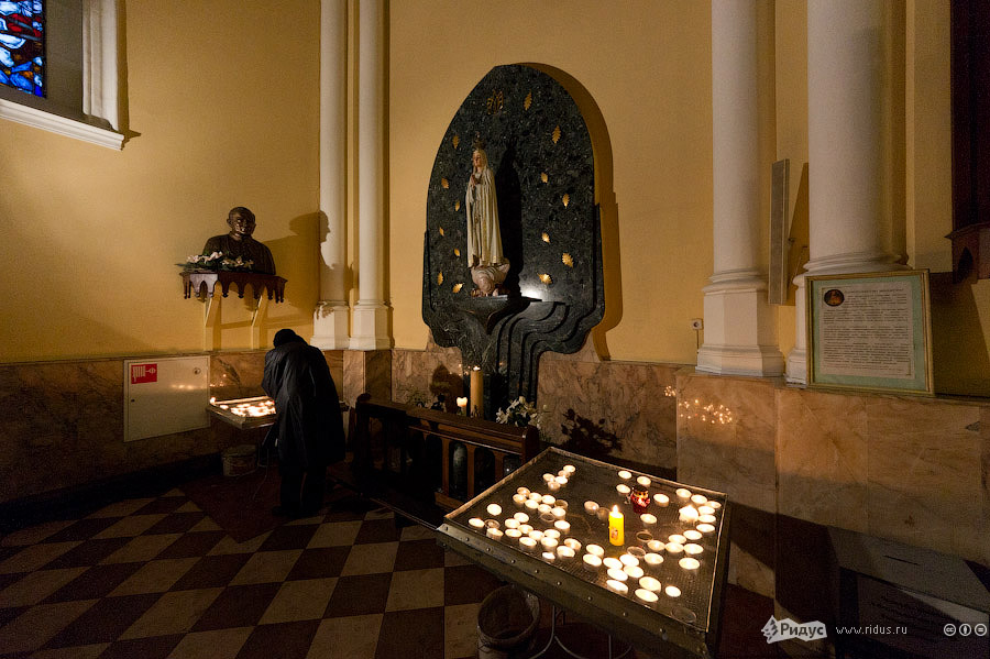 Собор Непорочного Зачатия Пресвятой Девы Марии © Екатерина Бычкова/Ridus.ru