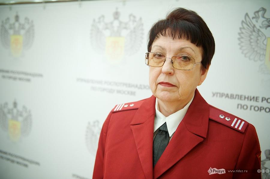 Людмила Цвиль. © Антон Белицкий/Ridus.ru