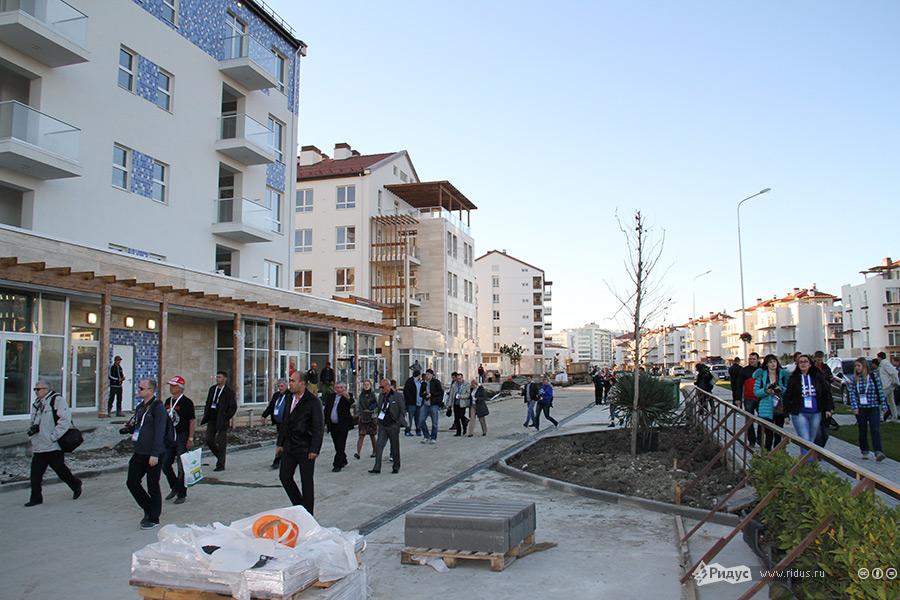 фото строительства основной олимпийской деревни избавиться курения