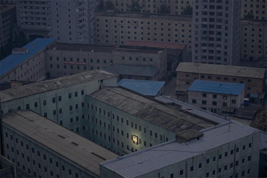 Раннее утро вПхеньяне. © Damir Sagolj/Reuters