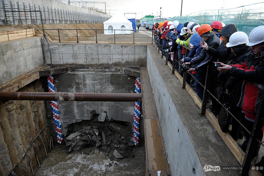 традиции строителей метро,