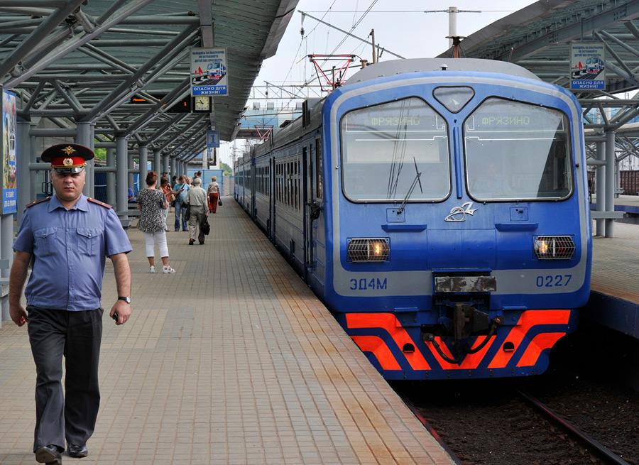 Расписание движения поездов Ярославского направления Московской желе…