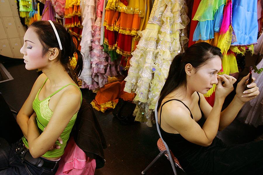 Азиатские транссексуалы. © Kin Cheung/AP Photo