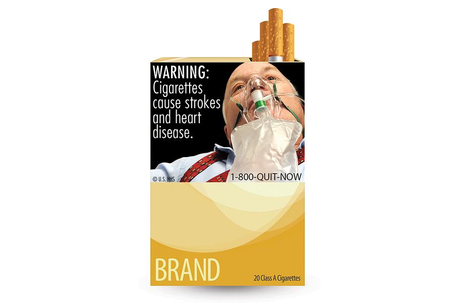 improvement of cigarette warning labels in