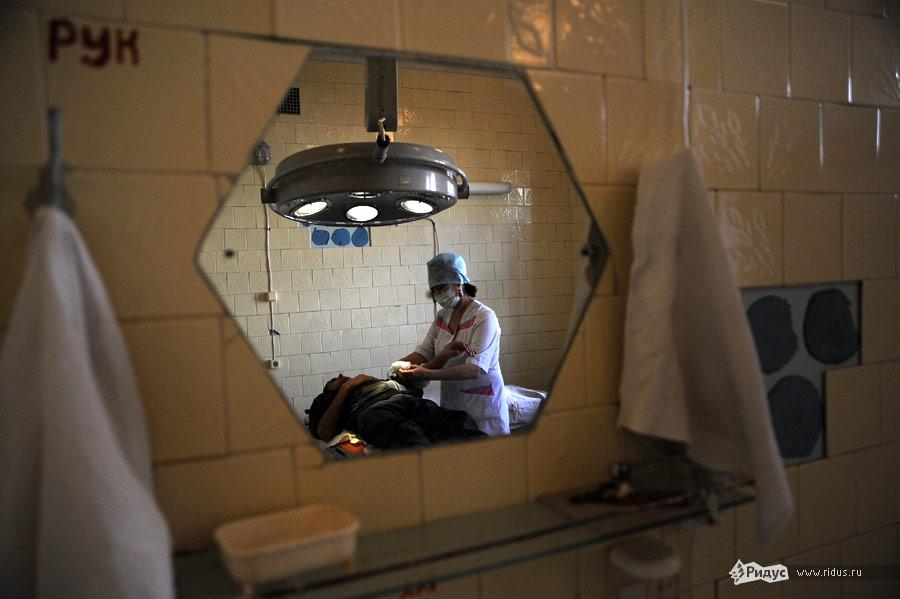 В седьмой городской больнице Твери. © Василий Максимов/Ridus.ru