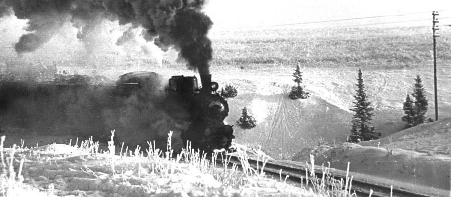 Красавцы-тепловозы начали возить людей сконца 1940-х годов © chepetsk.ru