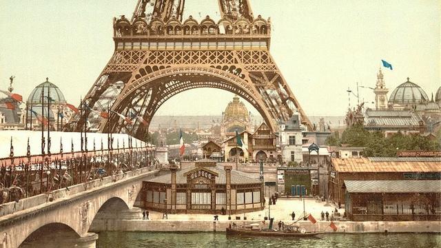 Всемирная выставка в Париже 1900 года как торжество модерна. Ретроспектива