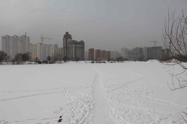 Красногорск попал в новую зону москвы