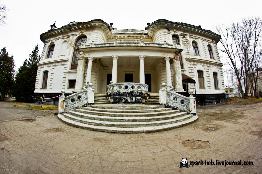 Летний дворец джозефины