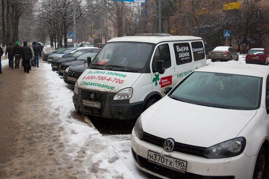 Офис наколесах © Валерий Кирьянов/Ridus.ru