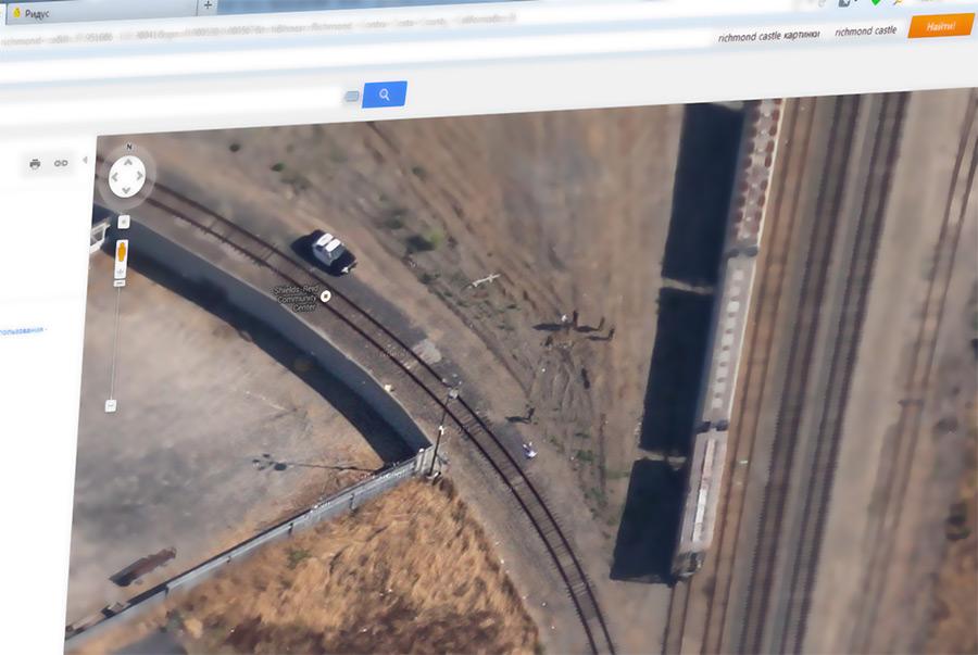 Как сделать фото гугл карты