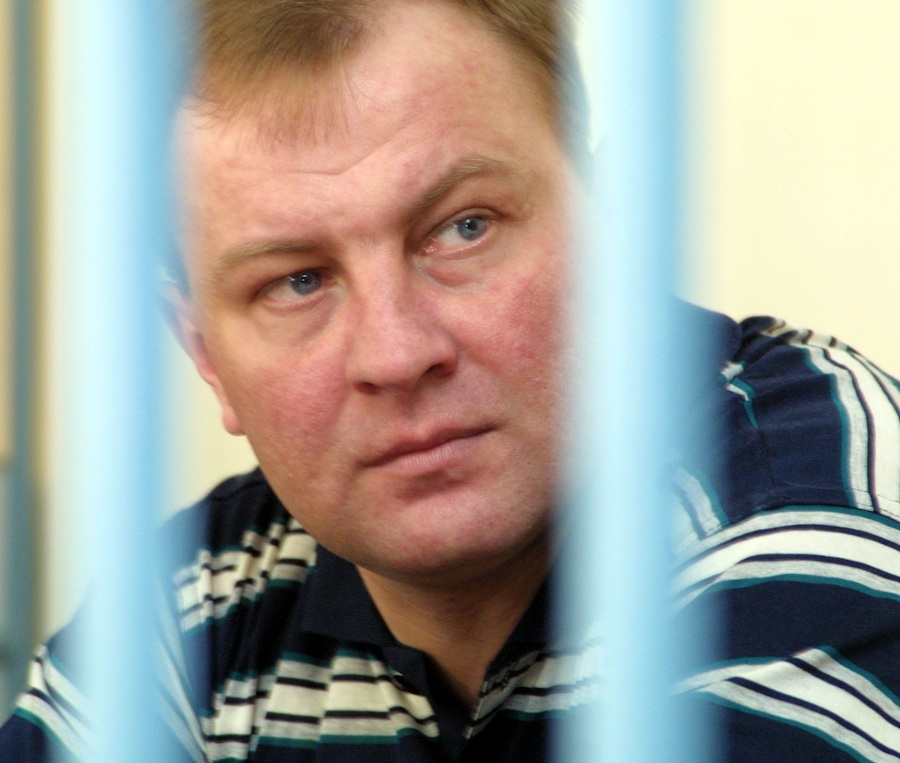 Юрий Буданов назаседании суда. Архив. © Валерия Матыцина/ИТАР-ТАСС