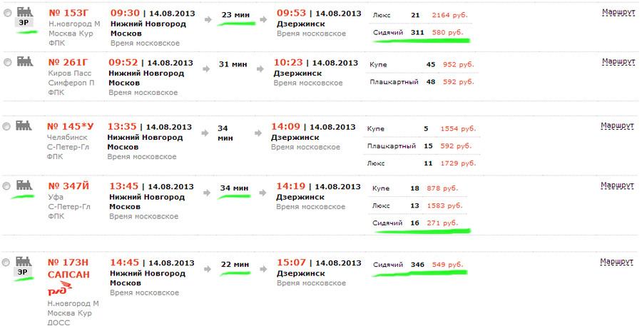 Билеты на скоростной поезд Буревестник (153Г) и Сапсан (173Н) стоят примерно одинаково.  Но поездка в последнем...