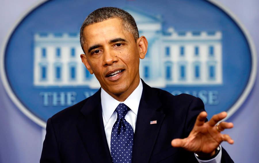 the president barack obama
