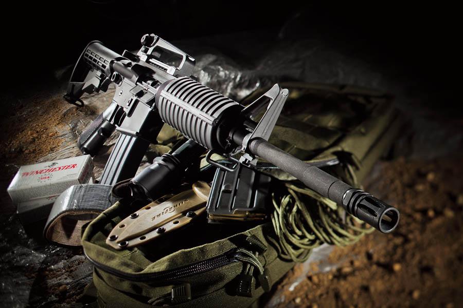 SigSauer M400— лучший подарок наРождество члену NRA!