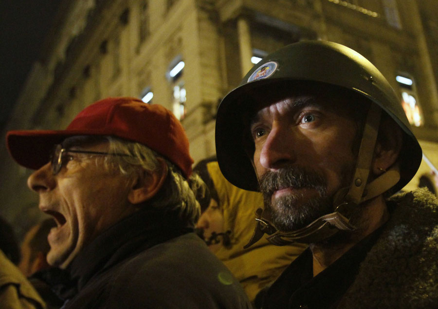 © BERNADETT SZABO/Reuters