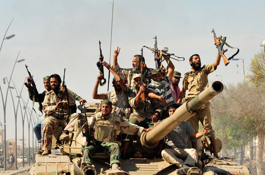 © Esam Al-Fetori/Reuters