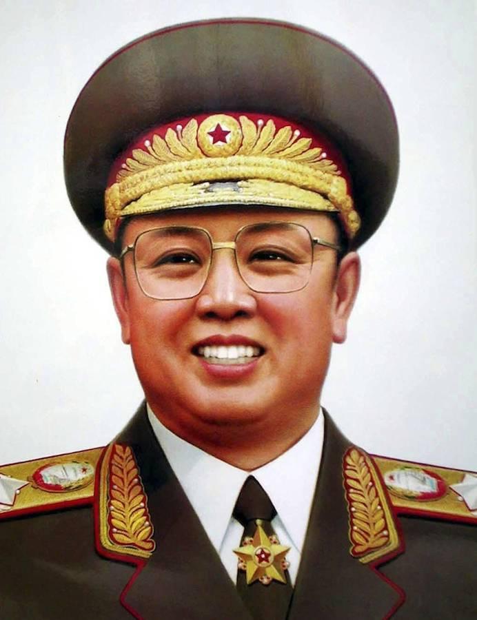 КимЧен Ирвформе главнокомандующего армией КНДР. © Korean Central News Agency/Korea News Service via APImages