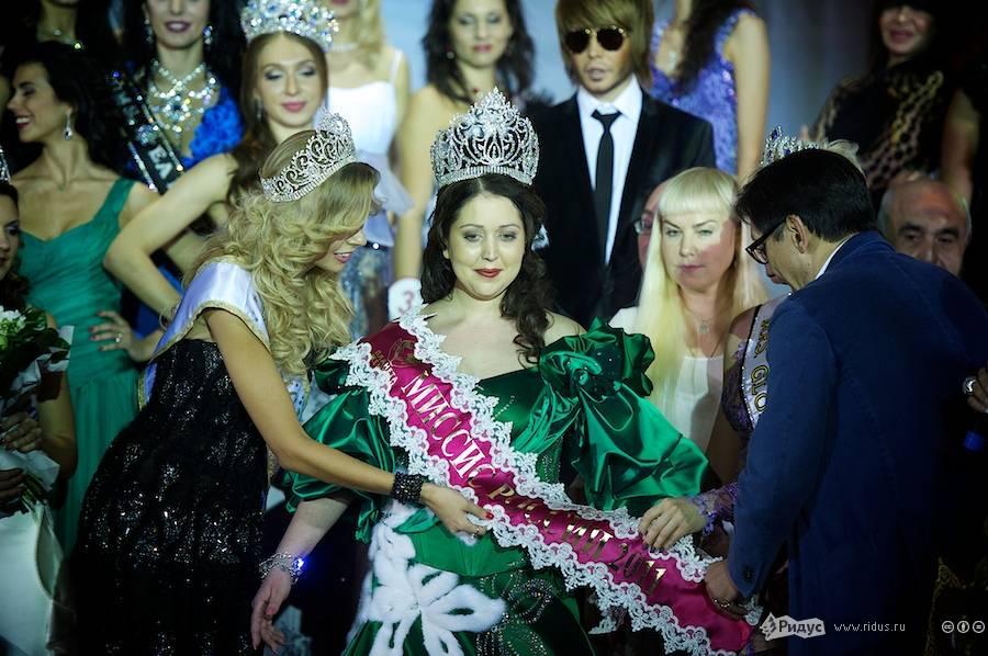 Миссис Россия— 2011 Юлия Заважанская. © Антон Белицкий/Ридус