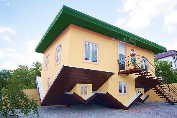 Дом верх дом фото