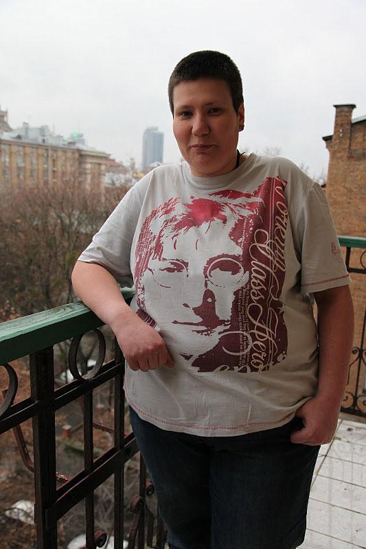 Александра Немчинова. © FEMEN