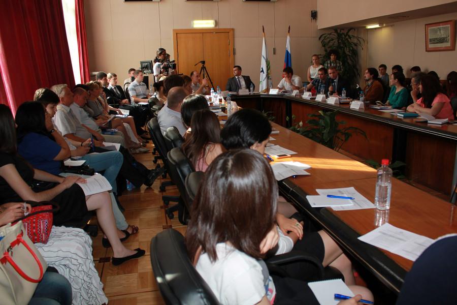 10 Московская студенческая дискуссионная площадка