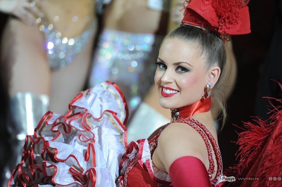 Танцовщица номера «Френч канкан» кабаре «Мулен Руж». © Антон Белицкий/Ridus.ru