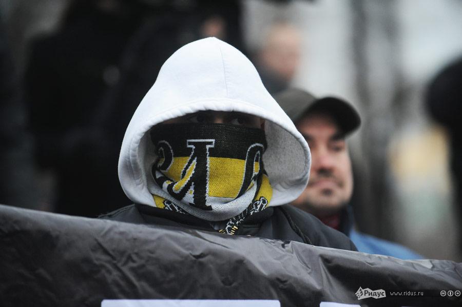 Митинг националистов наБолотной площади вМоскве 11декабря 2011 года. © Василий Максимов/Ridus.ru