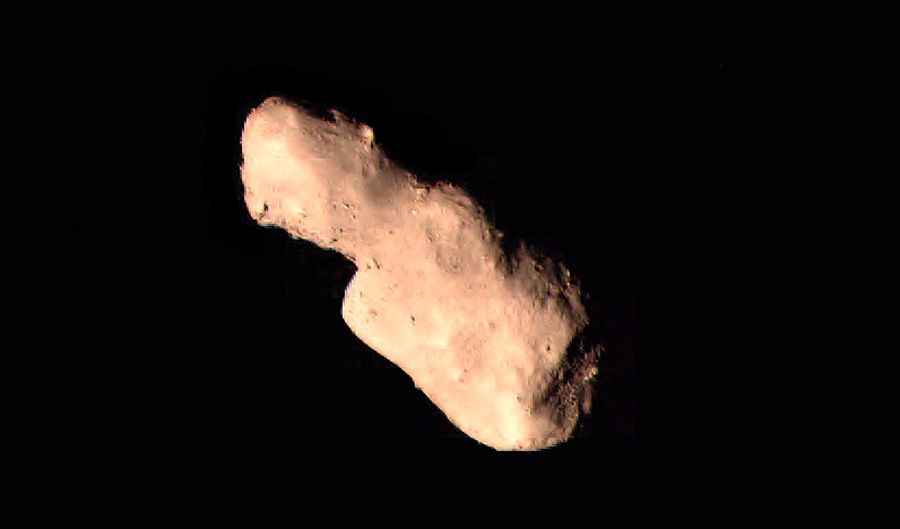 Nasa scientists say unusually fast asteroid to streak by earth on halloween the sacramento bee