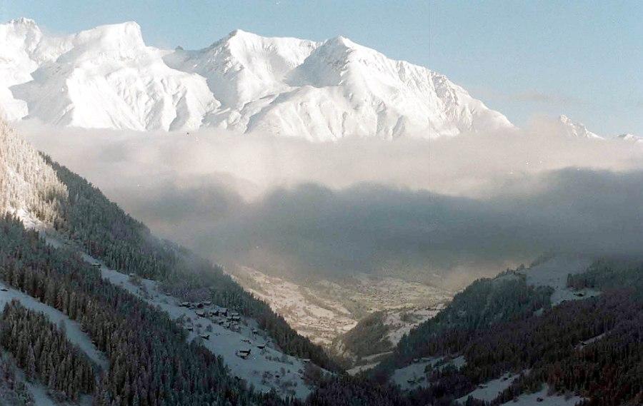Австрийские Альпы. © APPhoto