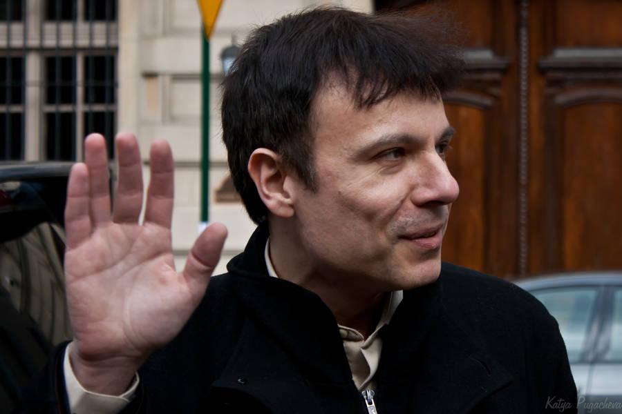Дмитрий Глинский