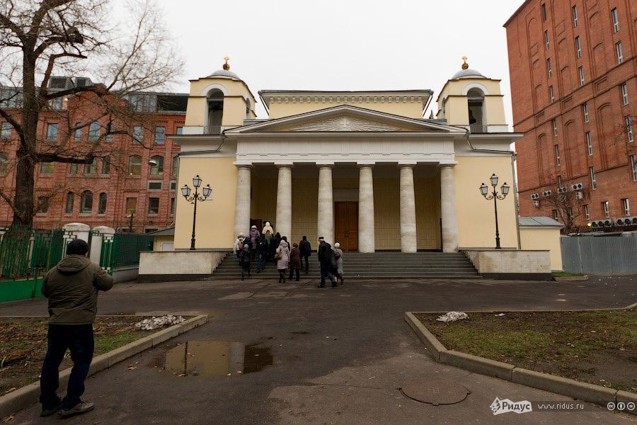 Храм Святого Людовика Французского © Екатерина Бычкова/Ridus.ru