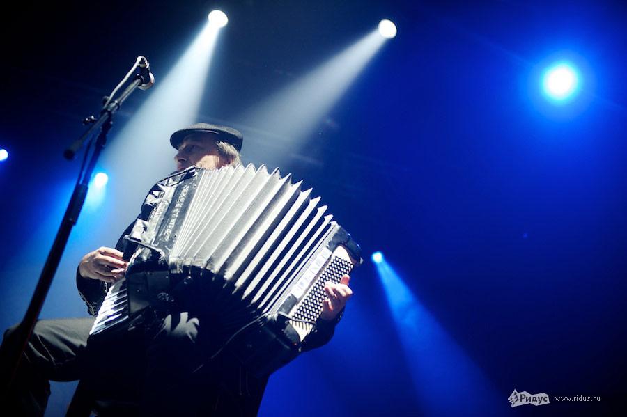 Концерт Gogol Bordello вМоскве. © Антон Белицкий/Ridus.ru